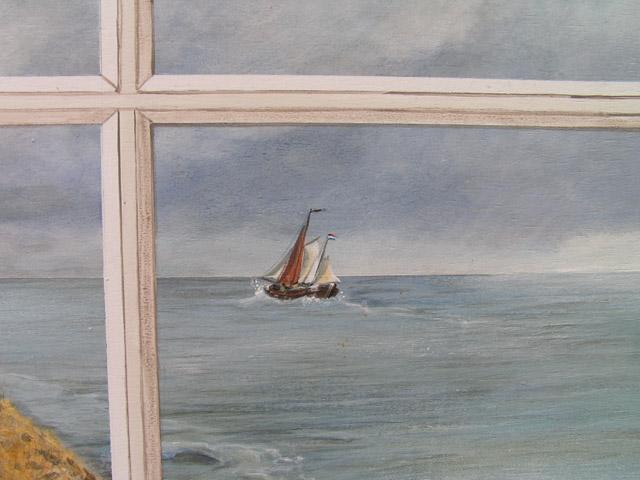 Buitenschilderingen