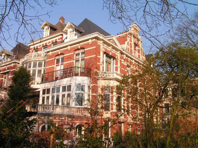 Restauratie villa uit 1880 te Amsterdam