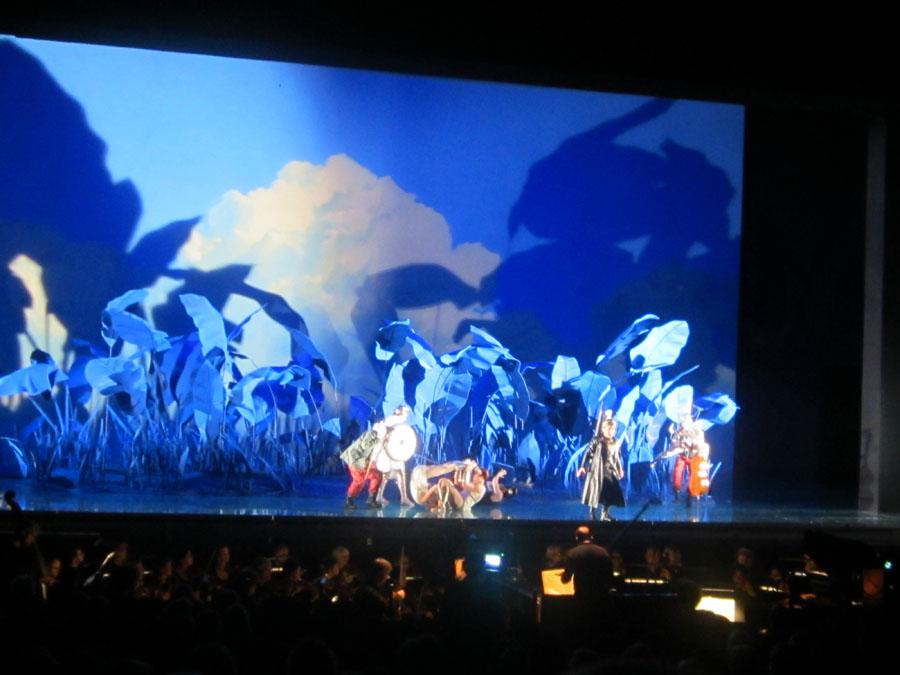 Opera Daidamia