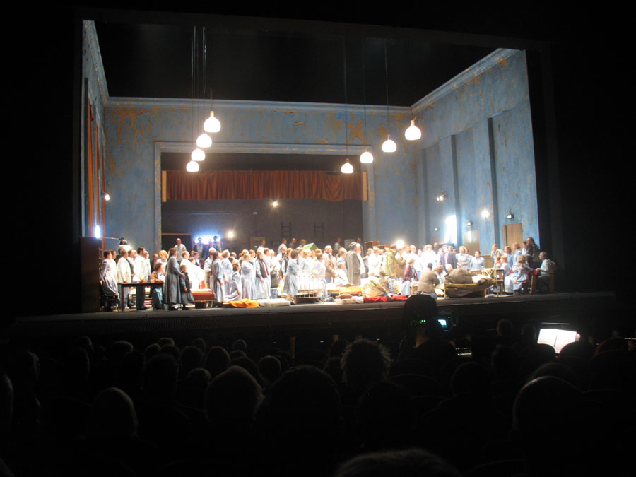 Opera Kitesj van het Muziektheater te Amsterdam