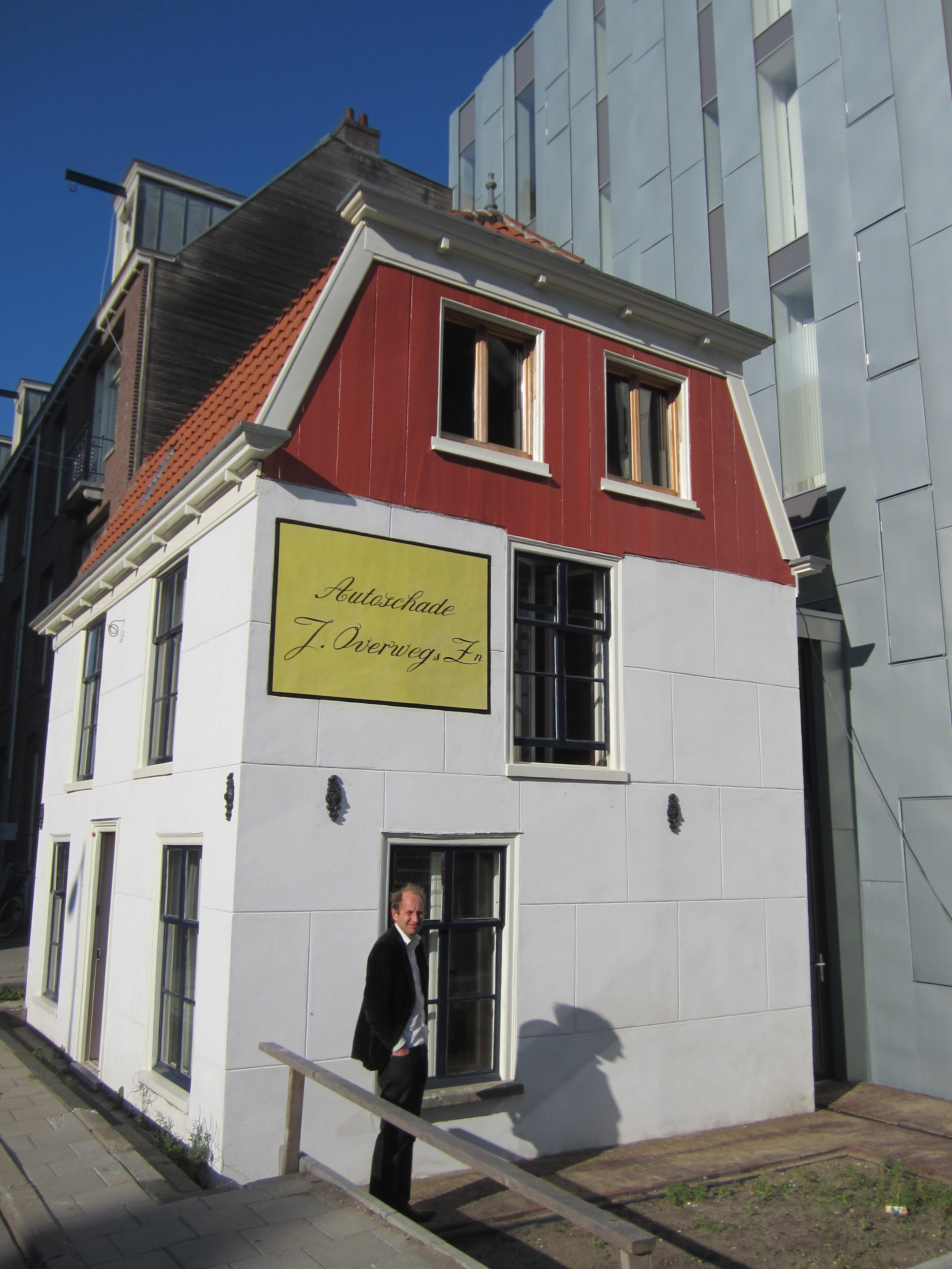 Gevelreclame Restauraties – Het Polderhuisje